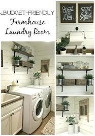 Laundry Room Decor Pinterest Laundry Room Decor Ideas Extraordinary Decorating Design
