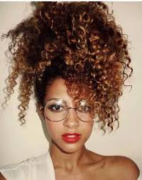quick hairstyles for pineapple hairstyle natural hairstyle curly