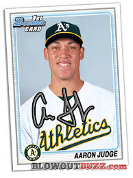 18 Best Aaron Judge Collectibles Images On Pinterest New York - aaron judge could have been an oakland a s star and here s his