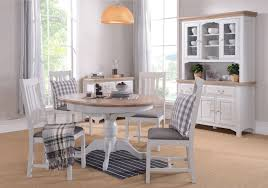 White Round Table And Chairs by Cobham Round Table And 4 Chairs Furnitureland Furniture Village