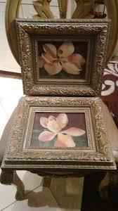 cuadros de home interiors home interiors 2 cuadros de magnolias home garden in san jose