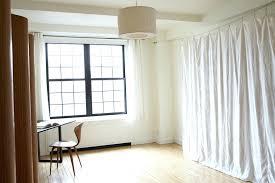 custom made room dividers fair picture of open plan bedroom design