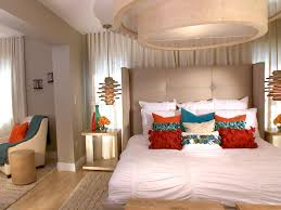Blue Master Bedroom by Designing The Bedroom As A Couple Hgtv U0027s Decorating U0026 Design
