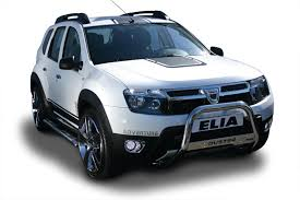 renault duster 2017 white dacia duster gets stormtrooper makeover from tuner elia