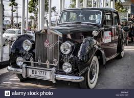 roll royce thailand rolls royce silver dawn limousine 1951 classic british executive