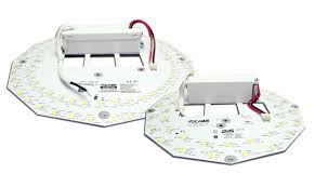 9 inch circular fluorescent light bulb replace fluorescent circline with 25w fulham led round retrofit kits