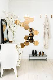 Mirror Film For Walls Ha I Had Something Like This In Mind For My Glam Film Room This