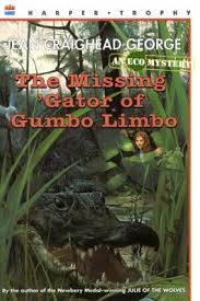 the missing gator of gumbo limbo book by jean craighead george