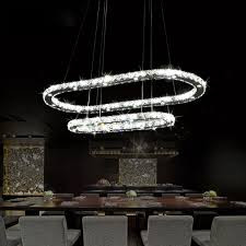 Oval Crystal Chandelier Compare Prices On Chandelier Silver Oval Online Shopping Buy Low