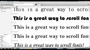 font bureau fonts nexus font manager