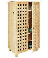 Shoe Cabinet Pine Shoe Cabinet Ebay