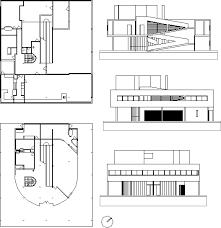 Villa Savoye Floor Plan Villa Savoye Infographic By Jazmin Brown Infographic