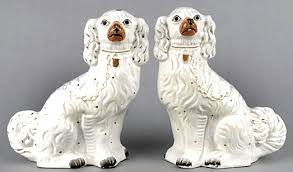 those charming staffordshire dogs