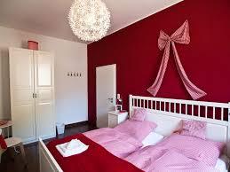 Schlafzimmerm El Rot Haus Am Rhein Im Loreley Tal Fewo Direkt