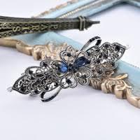 beautiful hair pins aliexpress buy beautiful wedding bridal chain austria