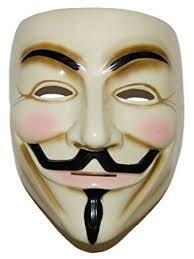 fawkes v for vendetta mask everything else