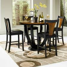 rooms to go dining tables industry place cherry 5 pc dining set