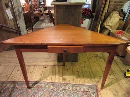 Antique Corner Desk by West Barnstable Tables Coffee U0026 Occasional Tables