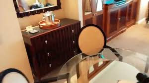 las vegas mgm signature one bedroom balcony suite youtube