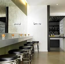 modern chic bar hospitality interior design nu hotel rooms