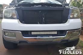 2004 f150 fog lights 2004 08 22 21 6 f150 led bar for lower intake grill f150leds com