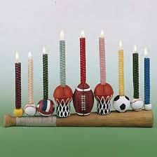 sports menorah sports menorable menorah porcelain source the source