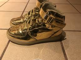 light up shoes gold high top beiking kids high top light up shoes led flashing sneakers for boys