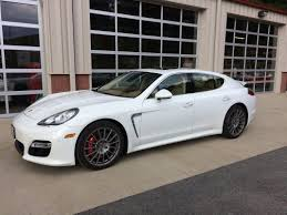 porsche 4 door sports car 2013 porsche panamera turbo s awd for sale mid atlantic sports