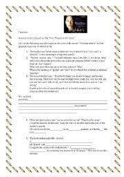 english teaching worksheets freedom writers