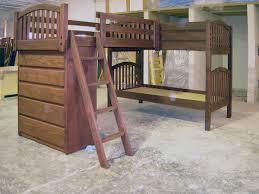 B Triple Lindy Bunk Bed The Bunk  Loft Factory - Triple lindy bunk beds