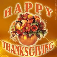 happy thanksgiving pumpkin flower bouquet quote pictures photos