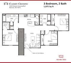 one bedroom apartments in norman ok norman 2 and 3 bedroom apt floor plans at classen crossing classen