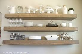 How To Make Floating Shelves by How To Build Simple Floating Shelves For Any Room In The House