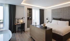 chambre hotel luxe design hôtel the serras barcelone design hôtel de luxe à barcelone
