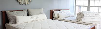 contact us natural mattress company