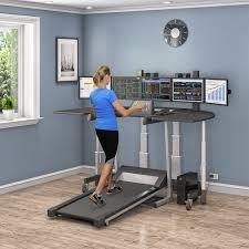 Standing Desk Treadmill Height Adjustable Uplift Treadmill Standing Desk Afcindustries Com
