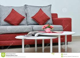 grey and red living room boncville com