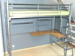 bureau lit mezzanine lit metal but lit mezzanine metal lit mezzanine bureau occasion lit