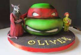 tmnt cake tmnt cake cake by juliefreund cakesdecor