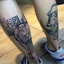 90 rhino tattoo designs for men cool rhinoceros ink ideas cool