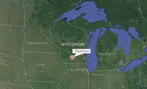 Madison Wi Map Abc News Madison Wisconsin Map Abc News