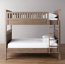 Kenwood FulloverFull Bunk Bed - Full over full bunk beds for adults