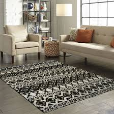 Plush Runner Rugs Mainstays Hayden Shag Area And Runner Rug Collection Walmart