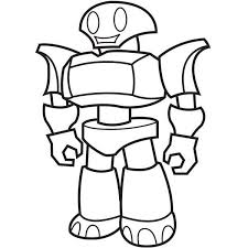 robot coloring pages printable coloringstar