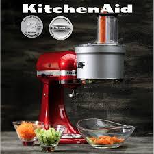 l essentiel de la cuisine par kitchenaid artisan mixer trancheur rapeur pour kitchenaid