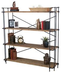 bookshelf extraordinary industrial bookcases wire shelving units