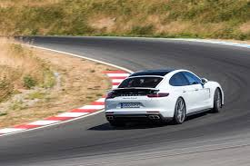 porsche electric hybrid 2018 porsche panamera turbo s e hybrid first drive review