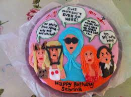 ridiculous cakes pass that dutch mean girls cake