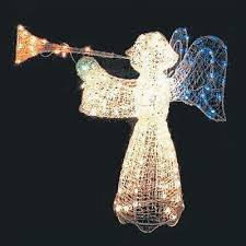 Christmas Outdoor Decorations Angels by 112 Best Christmas Images On Pinterest Christmas Ideas