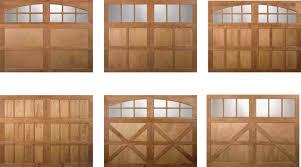 Wood Overhead Doors Traditional Wood Collection Garage Doors Overhead Door